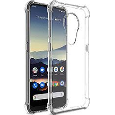 Etui Ultra Fine TPU Souple Transparente T02 pour Nokia 7.2 Clair