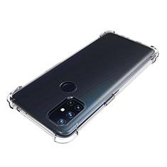 Etui Ultra Fine TPU Souple Transparente T02 pour OnePlus Nord N10 5G Clair