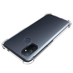 Etui Ultra Fine TPU Souple Transparente T02 pour OnePlus Nord N100 Clair