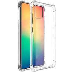 Etui Ultra Fine TPU Souple Transparente T02 pour Samsung Galaxy A51 4G Clair