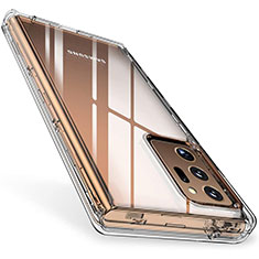 Etui Ultra Fine TPU Souple Transparente T02 pour Samsung Galaxy Note 20 Ultra 5G Clair
