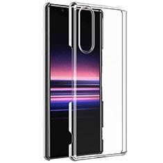 Etui Ultra Fine TPU Souple Transparente T02 pour Sony Xperia 5 II Clair