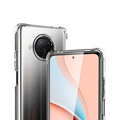 Etui Ultra Fine TPU Souple Transparente T02 pour Xiaomi Mi 10i 5G Clair