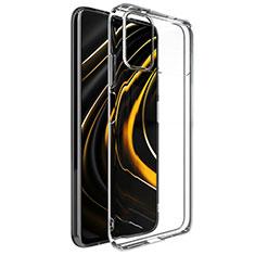 Etui Ultra Fine TPU Souple Transparente T02 pour Xiaomi Poco M3 Clair