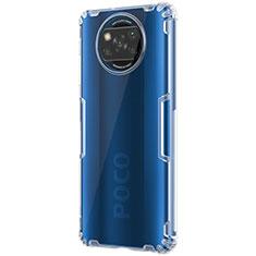 Etui Ultra Fine TPU Souple Transparente T02 pour Xiaomi Poco X3 NFC Clair