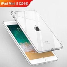 Etui Ultra Fine TPU Souple Transparente T03 pour Apple iPad Mini 5 (2019) Clair
