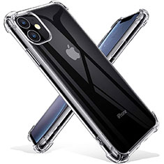 Etui Ultra Fine TPU Souple Transparente T03 pour Apple iPhone 11 Clair