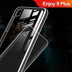 Etui Ultra Fine TPU Souple Transparente T03 pour Huawei Enjoy 9 Plus Clair