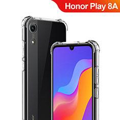 Etui Ultra Fine TPU Souple Transparente T03 pour Huawei Honor Play 8A Clair