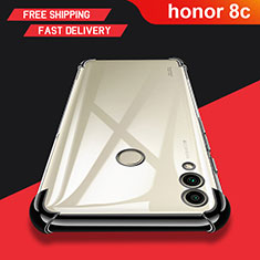 Etui Ultra Fine TPU Souple Transparente T03 pour Huawei Honor Play 8C Clair