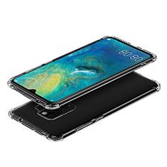 Etui Ultra Fine TPU Souple Transparente T03 pour Huawei Mate 20 Clair