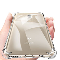 Etui Ultra Fine TPU Souple Transparente T03 pour Huawei Mate 20 Lite Clair