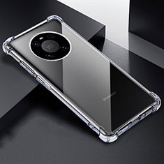 Etui Ultra Fine TPU Souple Transparente T03 pour Huawei Mate 40 Pro Clair