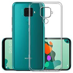 Etui Ultra Fine TPU Souple Transparente T03 pour Huawei Nova 5i Pro Clair