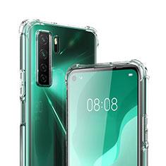 Etui Ultra Fine TPU Souple Transparente T03 pour Huawei Nova 7 SE 5G Clair