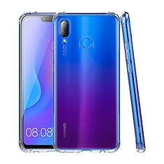 Etui Ultra Fine TPU Souple Transparente T03 pour Huawei P Smart+ Plus Clair