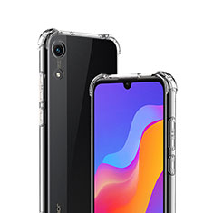 Etui Ultra Fine TPU Souple Transparente T03 pour Huawei Y6 (2019) Clair
