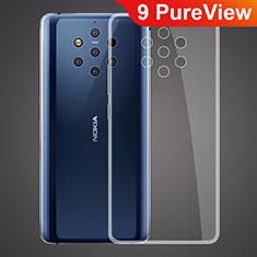 Etui Ultra Fine TPU Souple Transparente T03 pour Nokia 9 PureView Clair