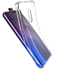 Etui Ultra Fine TPU Souple Transparente T03 pour Oppo Realme X Clair