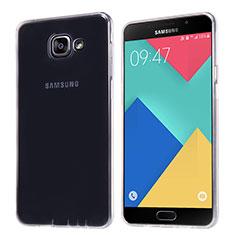 Etui Ultra Fine TPU Souple Transparente T03 pour Samsung Galaxy A5 (2016) SM-A510F Clair