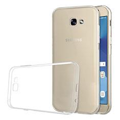 Etui Ultra Fine TPU Souple Transparente T03 pour Samsung Galaxy A5 (2017) Duos Clair