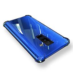 Etui Ultra Fine TPU Souple Transparente T03 pour Samsung Galaxy A6 Plus Clair