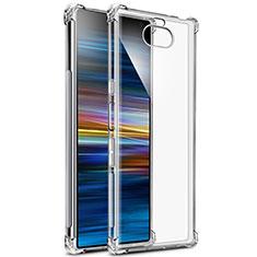 Etui Ultra Fine TPU Souple Transparente T03 pour Sony Xperia 10 Plus Clair