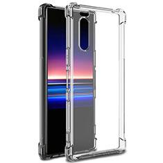 Etui Ultra Fine TPU Souple Transparente T03 pour Sony Xperia 5 Clair