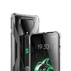 Etui Ultra Fine TPU Souple Transparente T03 pour Xiaomi Black Shark 3 Pro Clair