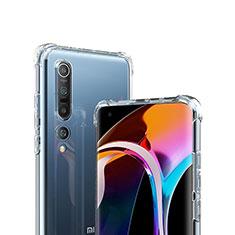 Etui Ultra Fine TPU Souple Transparente T03 pour Xiaomi Mi 10 Pro Clair