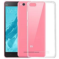 Etui Ultra Fine TPU Souple Transparente T03 pour Xiaomi Mi 4C Clair