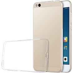 Etui Ultra Fine TPU Souple Transparente T03 pour Xiaomi Mi 5C Clair