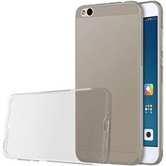 Etui Ultra Fine TPU Souple Transparente T03 pour Xiaomi Mi 5C Gris