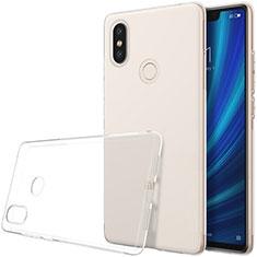 Etui Ultra Fine TPU Souple Transparente T03 pour Xiaomi Mi 8 SE Clair