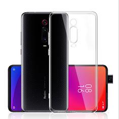 Etui Ultra Fine TPU Souple Transparente T03 pour Xiaomi Mi 9T Clair