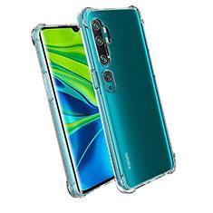 Etui Ultra Fine TPU Souple Transparente T03 pour Xiaomi Mi Note 10 Clair