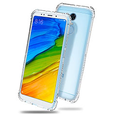 Etui Ultra Fine TPU Souple Transparente T03 pour Xiaomi Redmi 5 Plus Clair