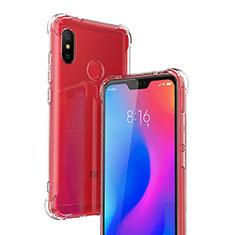 Etui Ultra Fine TPU Souple Transparente T03 pour Xiaomi Redmi 6 Pro Clair