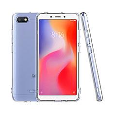 Etui Ultra Fine TPU Souple Transparente T03 pour Xiaomi Redmi 6A Clair