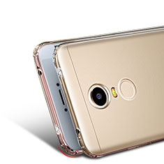 Etui Ultra Fine TPU Souple Transparente T03 pour Xiaomi Redmi Note 4 Standard Edition Clair