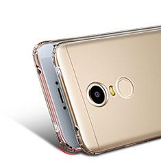 Etui Ultra Fine TPU Souple Transparente T03 pour Xiaomi Redmi Note 4X Clair
