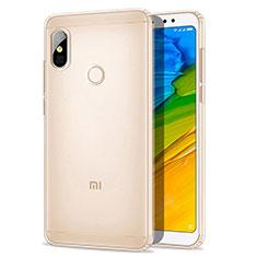 Etui Ultra Fine TPU Souple Transparente T03 pour Xiaomi Redmi Note 5 Clair