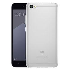 Etui Ultra Fine TPU Souple Transparente T03 pour Xiaomi Redmi Note 5A Standard Edition Clair