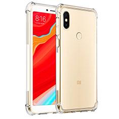 Etui Ultra Fine TPU Souple Transparente T03 pour Xiaomi Redmi S2 Clair
