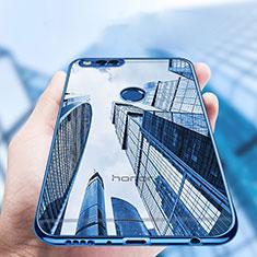 Etui Ultra Fine TPU Souple Transparente T07 pour Huawei Honor 7X Clair