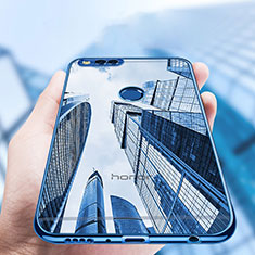 Etui Ultra Fine TPU Souple Transparente T07 pour Huawei Honor Play 7X Clair