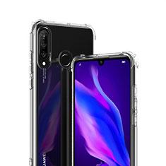 Etui Ultra Fine TPU Souple Transparente T07 pour Huawei P30 Lite XL Clair