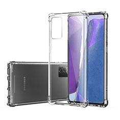 Etui Ultra Fine TPU Souple Transparente T07 pour Samsung Galaxy Note 20 5G Clair