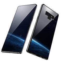 Etui Ultra Fine TPU Souple Transparente T07 pour Samsung Galaxy Note 9 Noir