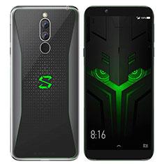 Etui Ultra Fine TPU Souple Transparente T07 pour Xiaomi Black Shark Helo Clair